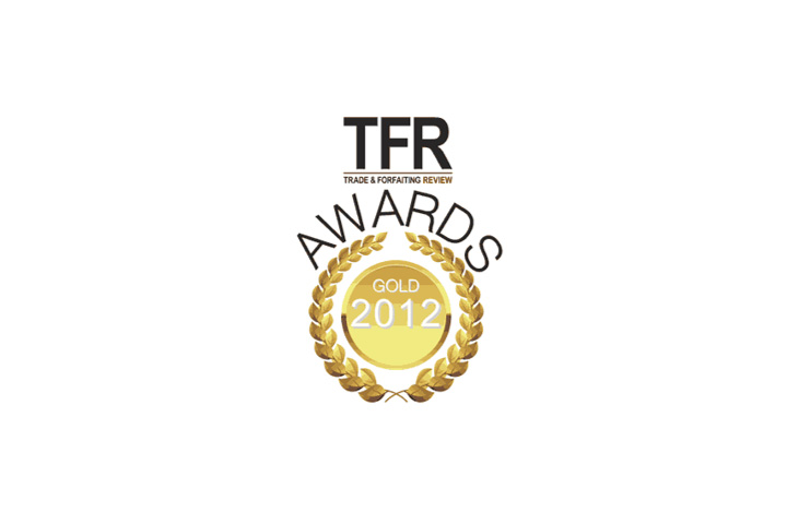 TFR awards 2012 logo