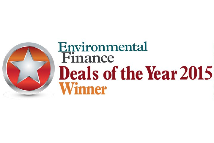 Environmental Finance Deals of the Year 2015 logo