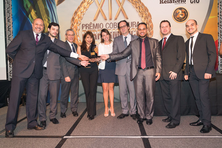 Swiss Re Corporate Solutions agricultural insurance wins Cobertura award in Brazil | Swiss Re